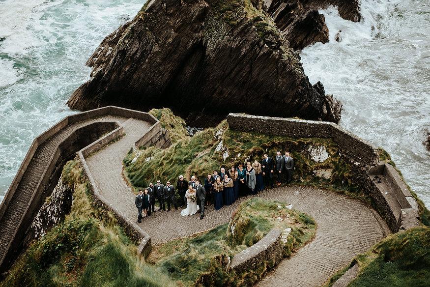 Destination Wedding Planning in Ireland by Daragh Doyle