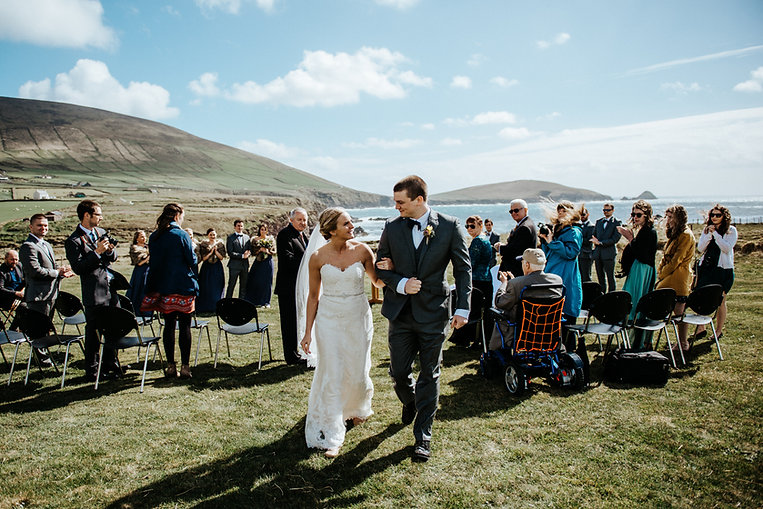 Bride and groom by the sea.jpg