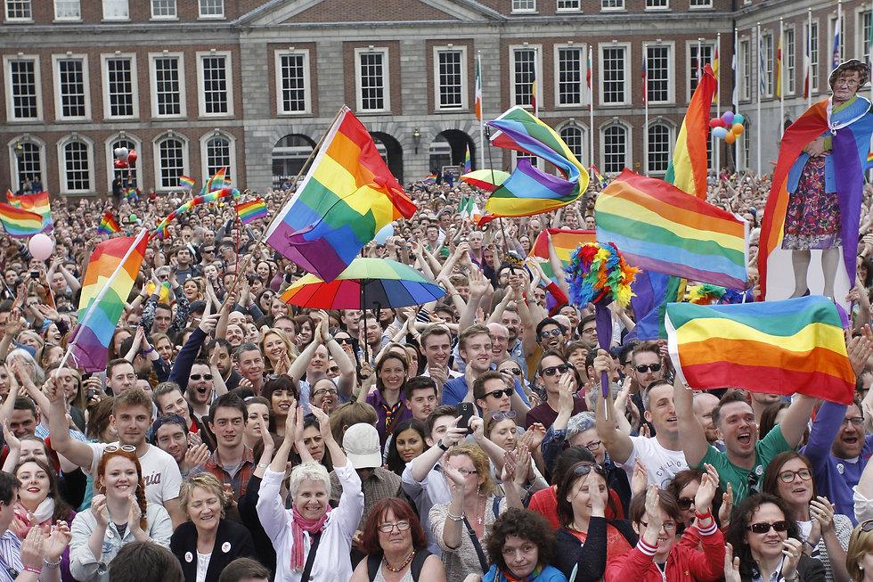 Ireland Gay Wedding Referendum Result