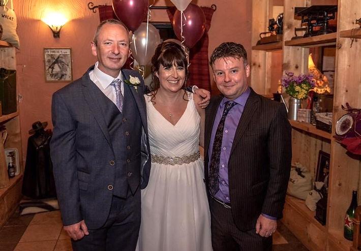 Wedding Planning in Ireland by Daragh Doyle