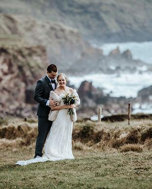 Daragh Doyle Wedding Planning Couple on Atlantic Coast