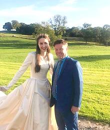 Daragh Doyle professional Wedding Planner in Ireland
