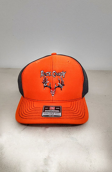 Orange Rack Candy Hat