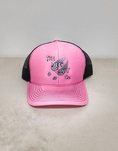 Pink Deer Candy Hat