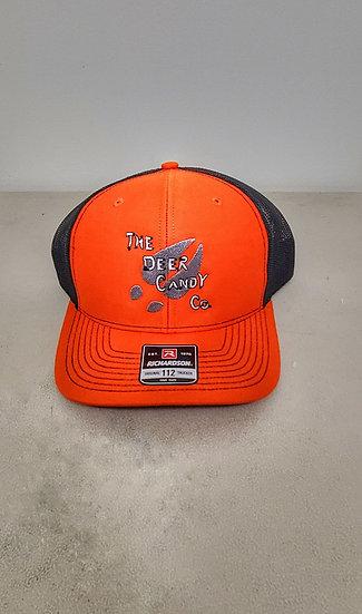 Orange Deer Candy Hat