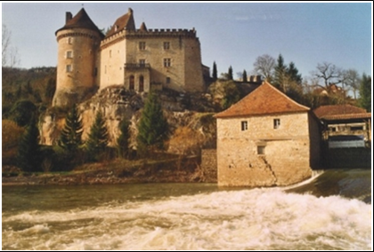 Témoignage : Moulin de Cabrerets (2ème partie)