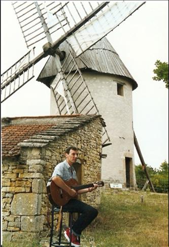 Témoignage : les moulins du canton de Limogne