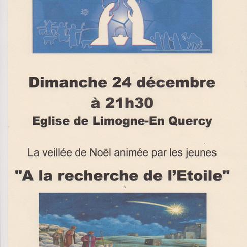 """Messe de la nativité """"A la recherche de l'étoile """""""