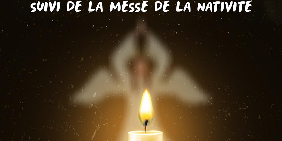 Messe de la veillée de Noël à Limogne