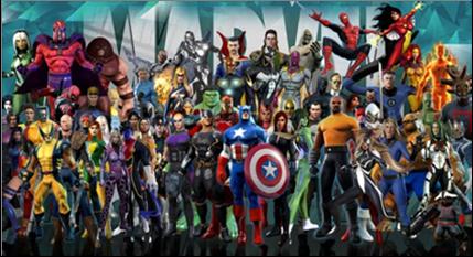 DES SUPER HEROS EN QUETE DE SENS
