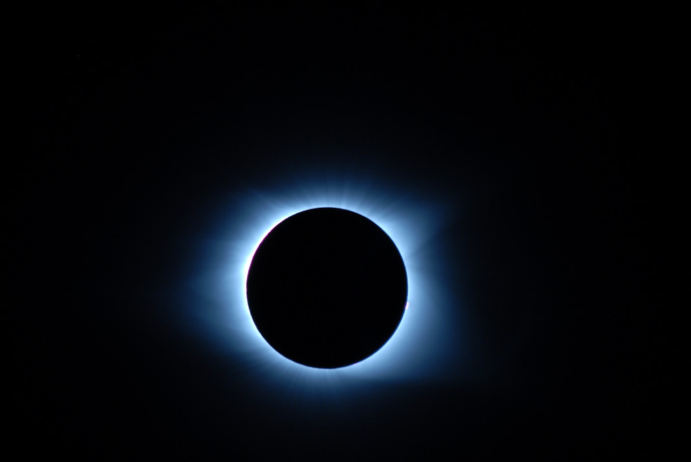 Totality, Photo courtesy of Scott Berg