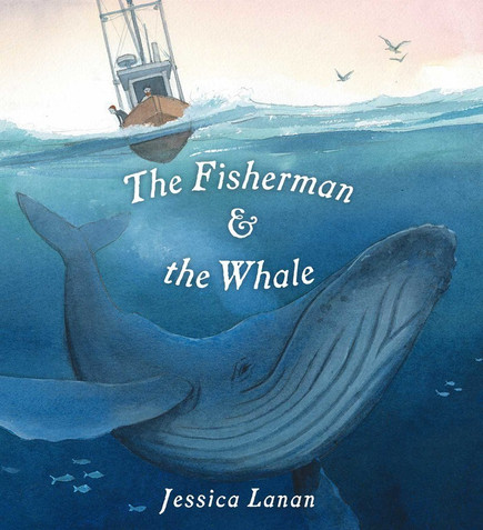 The Fisherman & the Whale - a dramatic tale of our Shared Planet