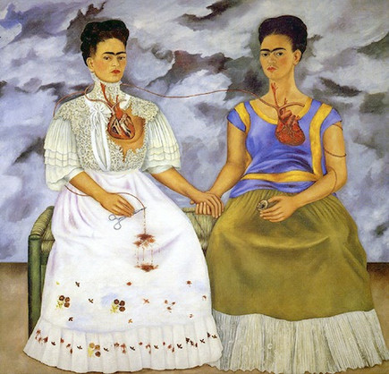 Me Twice - Five reasons to Celebrate Frida Kahlo