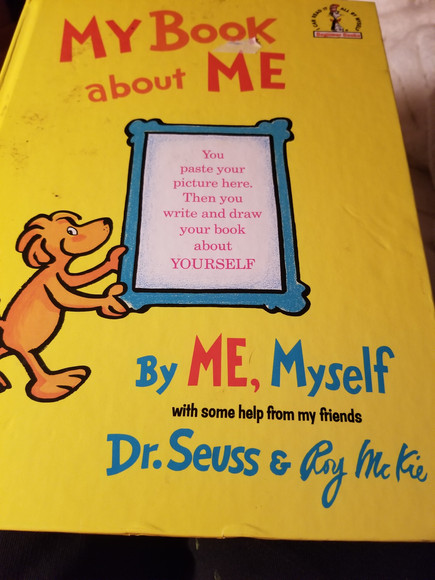 Dr. Suess' My Book about Me