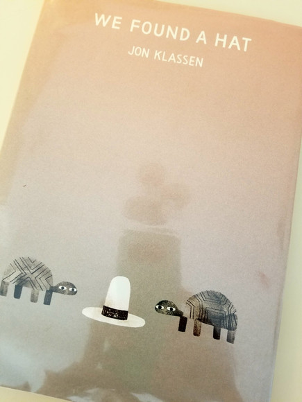 We Found a Hat, by Jon Klassen