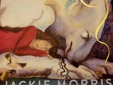 The Unwinding by Jackie Morris