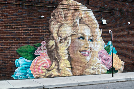 Breakfast with Dolly Parton