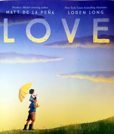 Love, by Matthew de la Pena