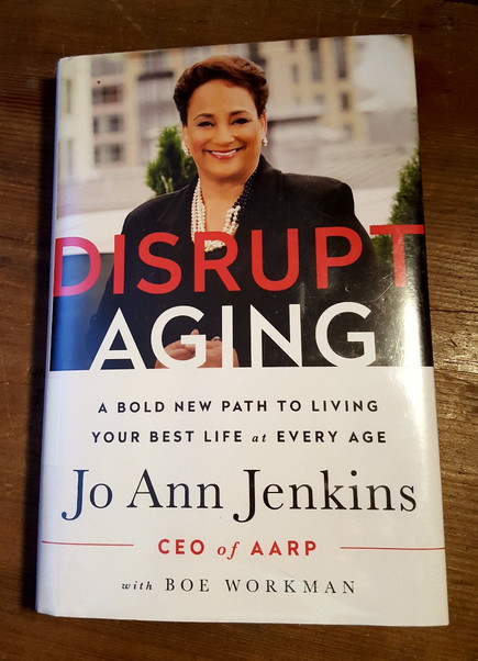 Disrupt Aging Book Review