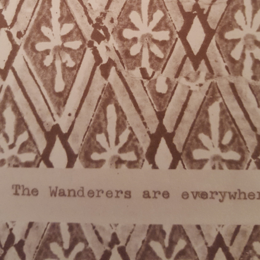 The wanderers are everywhere.