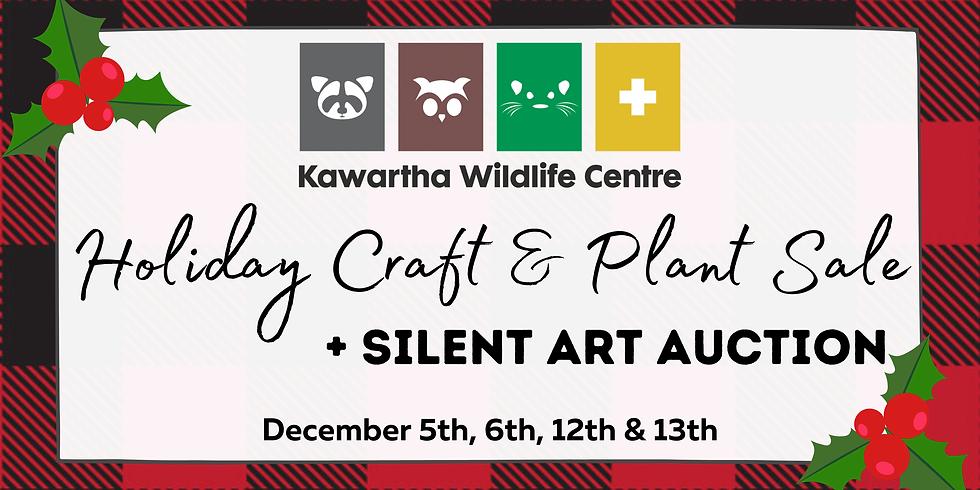 Holiday Plant & Craft Sale - Sunday December 13th