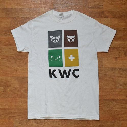 Adult T-Shirt: Large Square Logo