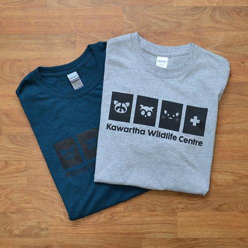 Adult T-Shirt: Monotone Logo