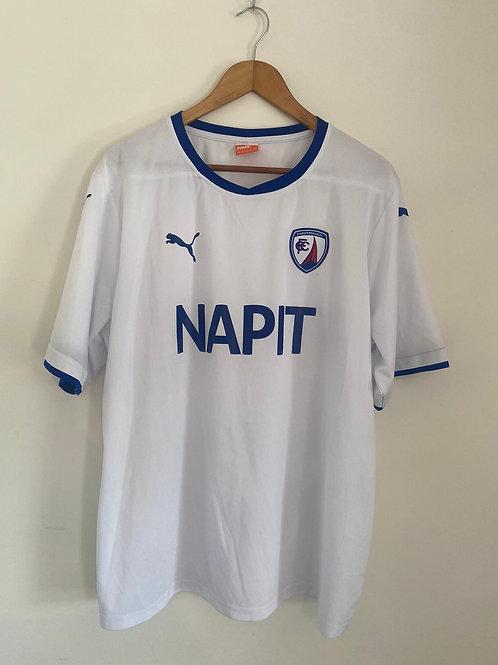Chesterfield 2013/14 Away Shirt XXL (Excellent)