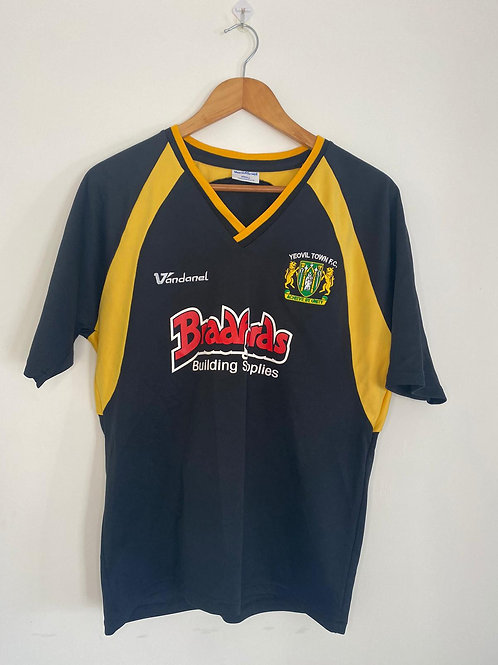 Yeovil Town 2007/08 Away Shirt S (Excellent)