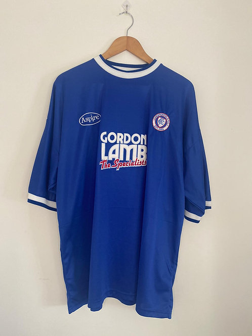Chesterfield 2000/01 Home Shirt XXL (Excellent)