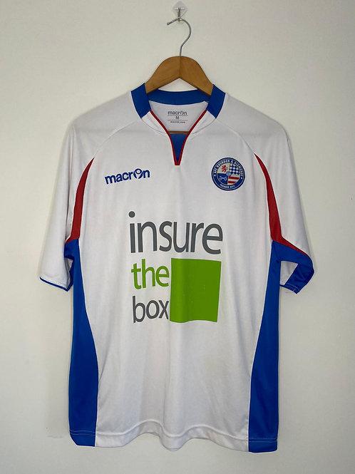 AFC Rushden & Diamonds Home Shirt M #8 (Very Good)