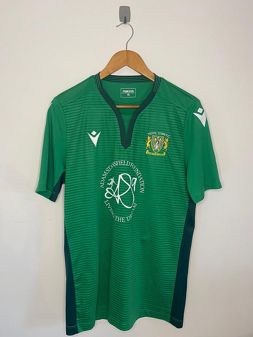 Yeovil Town 2020/21 Home Shirt XL (Excellent)
