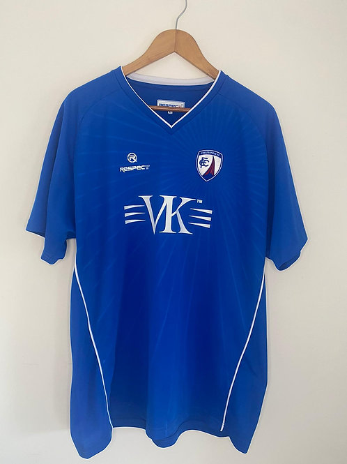Chesterfield 2011/12 Home Shirt XL (Excellent)
