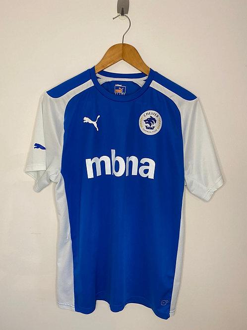 Chester FC Home Shirt L (Good)