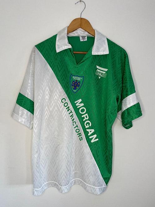Northwich Victoria 1992/93 Home Shirt L (Excellent)
