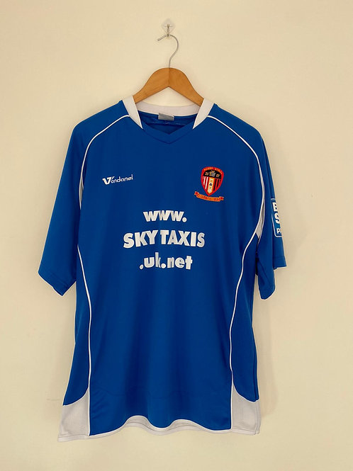 Hayes & Yeading United 2009/10 Away Shirt L/XL (Excellent)