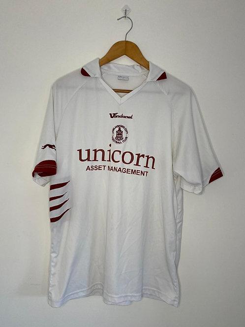 Chelmsford City 2007/08 Away Shirt L (Very Good)