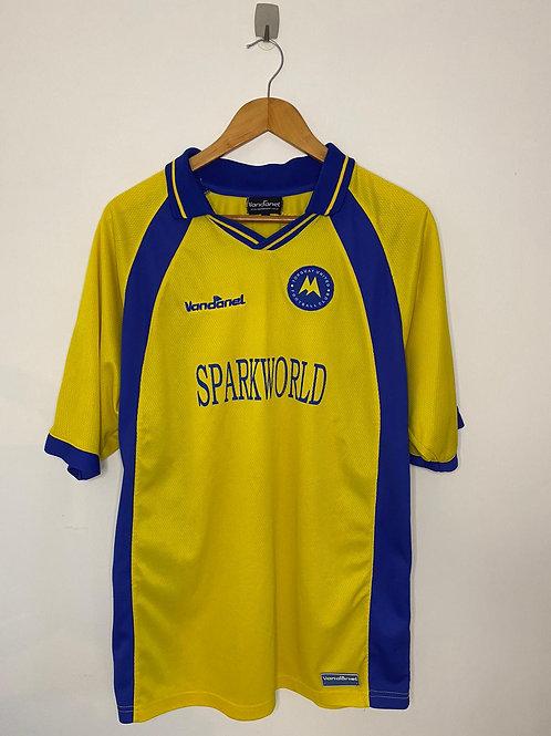 Torquay United 2003/05 Home Shirt XL (Very Good)