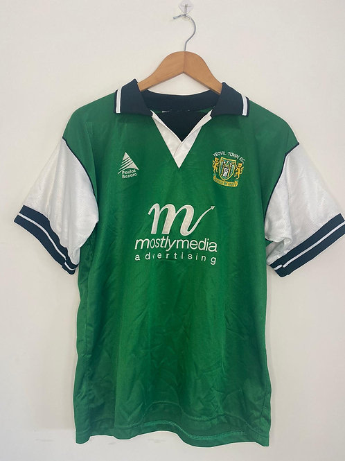 Yeovil Town 2000/01 Home Shirt M (Very Good)