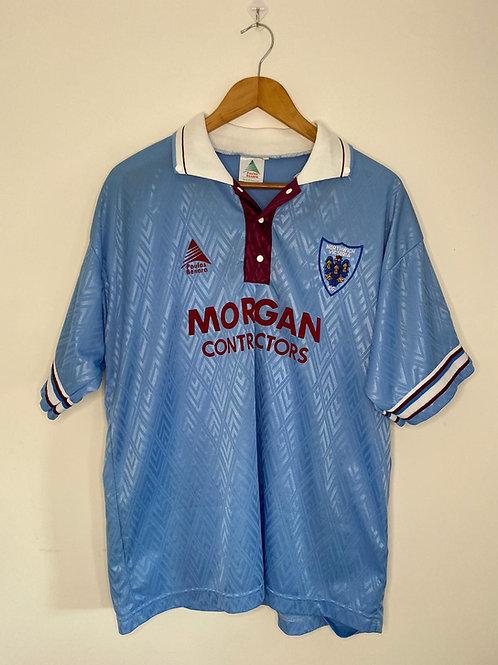 Northwich Victoria 1992/93 Away Shirt L (Excellent)