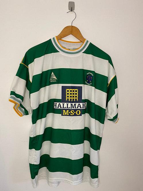 Northwich Victoria 2005/06 Home Shirt XL (Very Good)