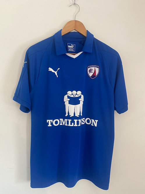 Chesterfield 2018/19 Home Shirt L (Excellent)