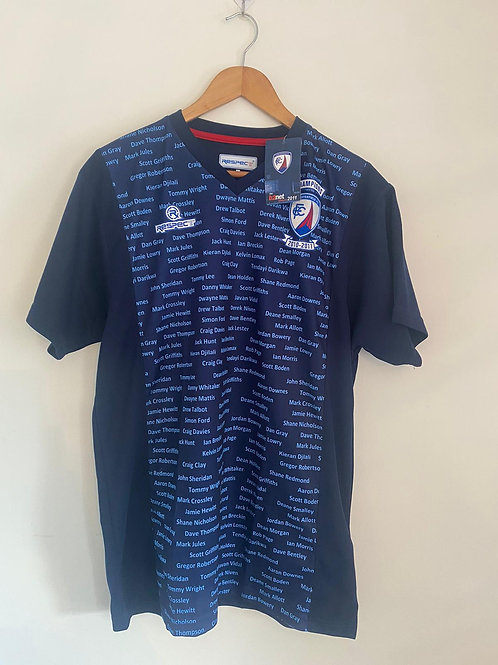 Chesterfield 2010/11 Champions Special Edition Shirt L (Excellent)