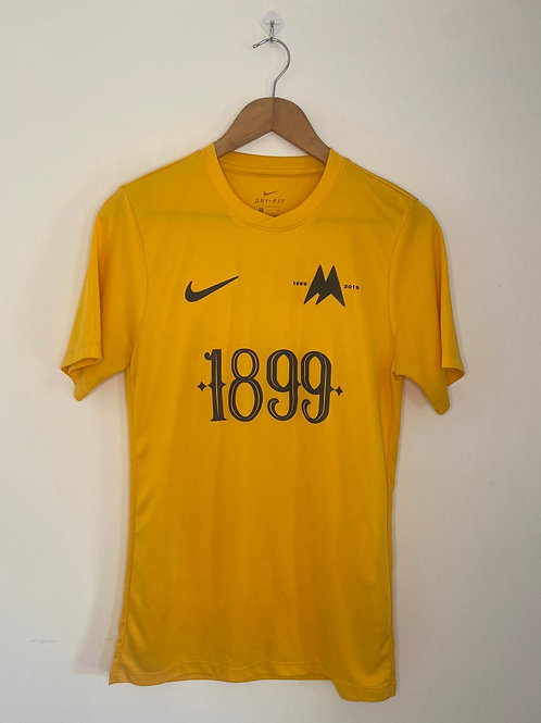 Torquay United 2019/20 Home Shirt S #3 (Excellent)