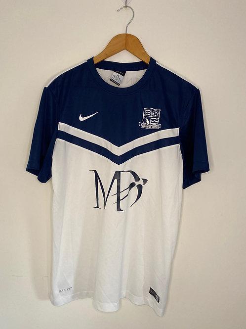 Southend United 2014/15 Home Shirt M (Very Good)