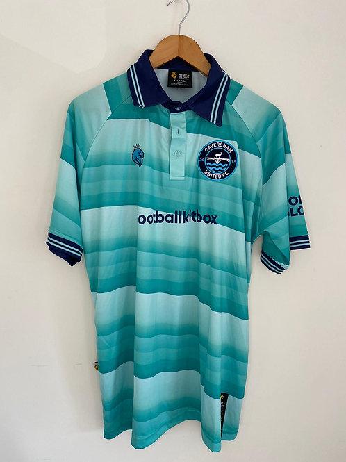 Caversham United 2020/21 Away Shirt XL (BNWOT)