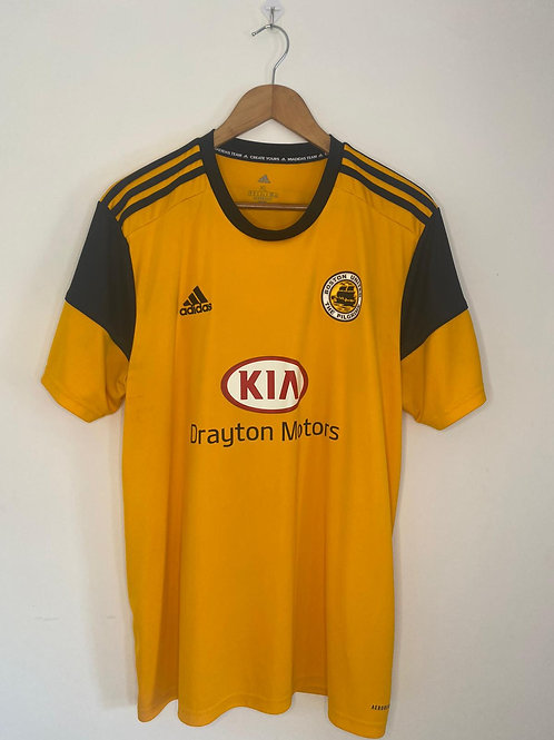 Boston United 2020/21 Home Shirt XL (Excellent)