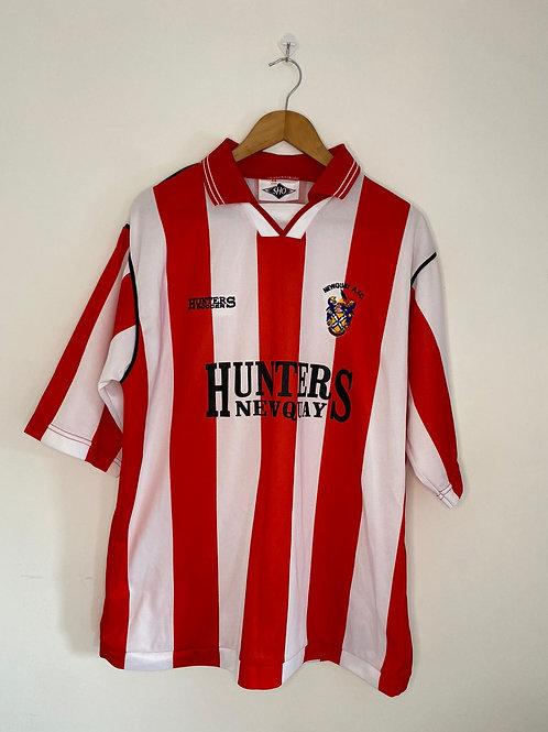 Newquay AFC 2001/03 Home Shirt XL/XXL (44) (Excellent)