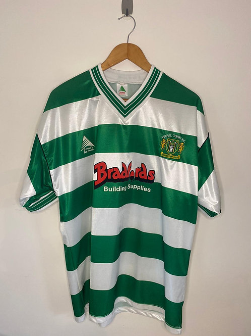 Yeovil Town 2003/05 Home Shirt L (Excellent)