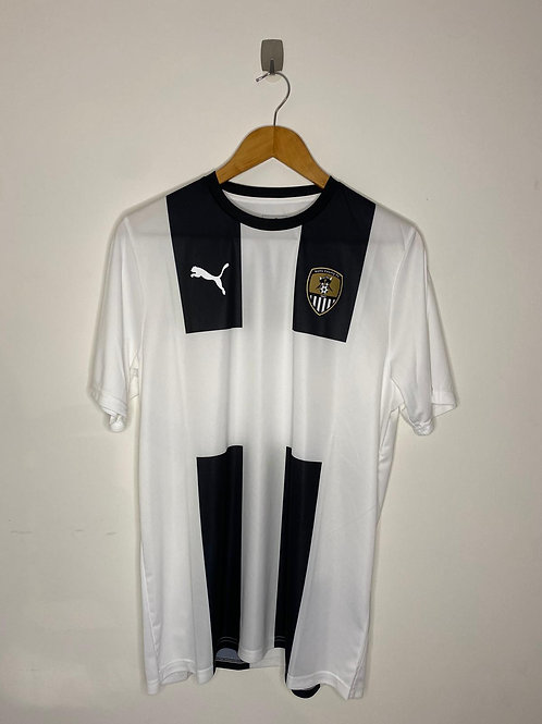 Notts County 2019/20 Home Shirt L (As New)